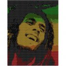 BOB MARLEY  - beading PANEL pattern for PEYOTE SALE