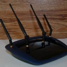 Cisco / Linksys E3000 - Lightning Wireless Mod - 4 External Antennas - DD-WRT