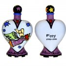Pet - Dog - Urn - Heavens Best Dog Heart Shaped Urn - Personalized - Handpainted