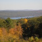 Fall in New England - Quabbin Reservoir