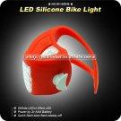 LED Frog Light Bicycle Frog Headlight Silicone Light Bike Light