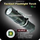 Klarus XT1C Flashlight Cree XP-G R5 LED 245LM 4 Mode Waterproof IPX-8