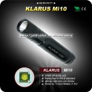 Klarus Mi10 CREE XP-G R5 LED Flashlight 4 Mode 1xAAA  CE&RoHS