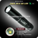 1PC Mini Flashlight TK566 Cree XPE Q5 1-Mode AA LED Waterproof Handheld