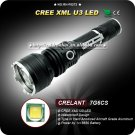 Flashlight CREE XM-L XML U3 LED Flashlight 18650 Battery High Power Torch for Camping Hiking Torch