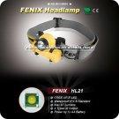 1Set Fenix HL21 Cree XP-E LED Headlamp Waterproof Professional Headtorch Flashlight