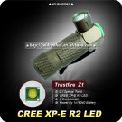 TrustFire Z1 Cree Q5 3-Mode 280-Lumen LED Flashlight Aluminum Waterproof Mini Camping Torch