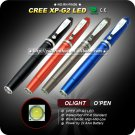 1PC Olight O'Pen OPen AAA Cree XP-G2 3 mode 180LM LED Pen Pocket Flashlight