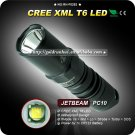 1PC JETBEAM PC10 Flashlight Waterproof 6 ModeFlashlight