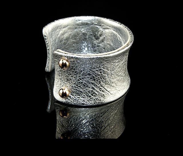 Sheepskin fashion beautifully painted nails elastic bracelet inlaid adjustable free shipping -zp019