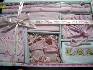 Newborn Gift Set (pink)