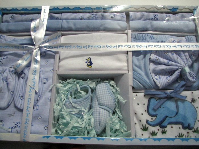 Newborn Gift Set (blue)