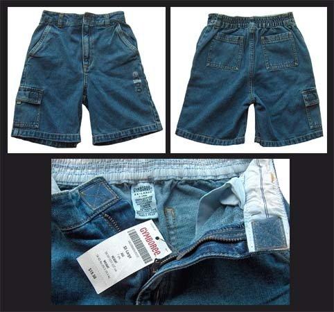 Gymboree Denim Shorts