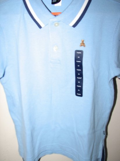 Gap Polo Shirt (Blue)