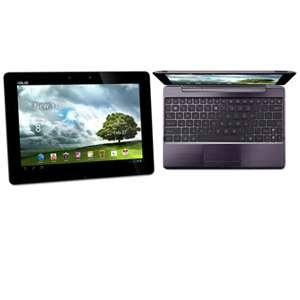 """ASUS 10.1"""" Tegra 3 32GB Android 4.0 Tablet and ASUS TF700T-DOCK-GR Keyboard Dock Bundle"""