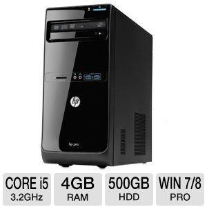 HP 3500 Pro Essential C7A34UT#ABA Desktop PC