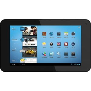 "Coby Kyros MID7048 7"" 4 GB Tablet - Wi-Fi - Telechips Cortex 1 GHz"