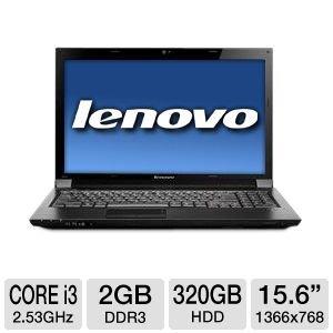 Lenovo Essential B560 43302AU Notebook PC