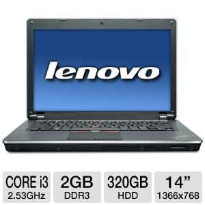 Lenovo ThinkPad Edge 14 0579-6AU Notebook PC