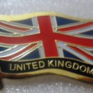 UNITED KINGDOM UK Metal Brass Alloy Lapel Pin Country Flag Logo Soft Enamel Emblem Badge Button