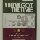 You've Got The Time (International Bible Society) CD