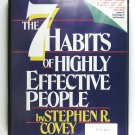 The 7 Habits Of Highly Effective People (Stephen R. Covey) CASSETTE
