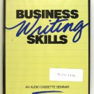 Business Writing Skills (Debra Smith) CASSETTE