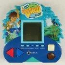 Zizzle Nick Jr. Go Diego Go Handheld Game circa 2006