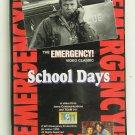THE EMERGENCY! VIDEO CLASSIC - School Days - VHS