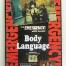 THE EMERGENCY! VIDEO CLASSIC - Body Language - VHS