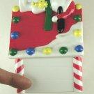 Snoopy and Dog House - Peanuts Christmas Bank