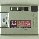 Konica Minolta DiMage Xg 3.2 Mega Pixel Digital Camera BROKEN PARTS REPAIR