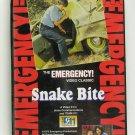THE EMERGENCY! VIDEO CLASSIC - Snake Bite - VHS