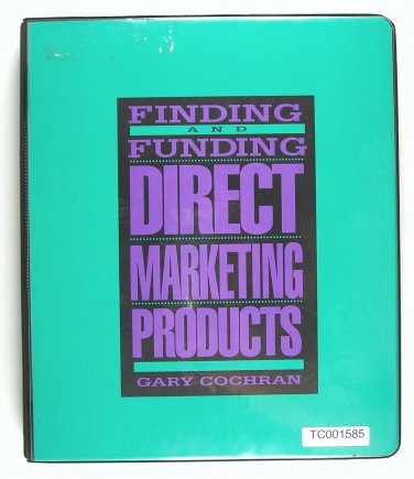 FINDING AND FUNDING DIRECT MARKETING PRODUCTS (Gary Cochran) Cassette