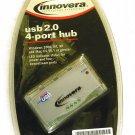 Innovera USB 2.0 4-Port Hub