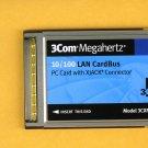 3Com 3CXFE575CT Megahertz  10/100 LAN CardBus PC Card with XJACK Connector