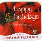 CHRISTMAS TREASURES Happy Holidays - A Celtic Christmas - 2 CD Set NEW SEALED
