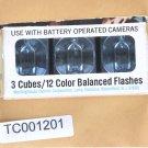 Westinghouse CDAT3 1/3 3-4 Flash Cubes VINTAGE
