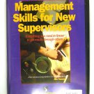 Management Skills for New Supervisors (Jim Temme) CASSETTE