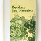 Experience New Dimensions (Carol W. Parrish) CASSETTE