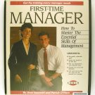 First-Time Manager (Joan Iaconetti and Patrick O'Hara) CASSETTE