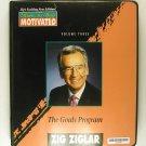 The Goals Program Volume Three (Zig Ziglar) CASSETTE