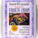 Etiquette Library (Nonnie Cameron Owens) VHS