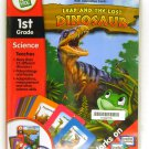 LeapFrog LeapPad Leap And The Lost Dinosaur 1st Grade NO CARDS