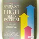 The Psychology Of High Self-Esteem (Nathaniel Branden, Ph.D.) CASSETTE Nightinga