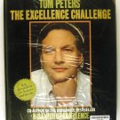 The Excellence Challenge (Tom Peters) CASSETTE Nightingale Conant