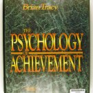 The Psychology Of Achievement (Brian Tracy) CASSETTE Nightingale Conant