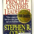 Principle Centered Leadership (Stephen R. Covey) CASSETTE