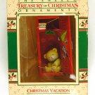 "Enesco Treasury Of Christmas ""Christmas Vacation"" Ornament"