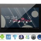 MD703 7.0&quot; Android 4.0.3 A13 1.2GHz Tablet PC with Wi-Fi, External 3G, Camera, Capacitive Touch